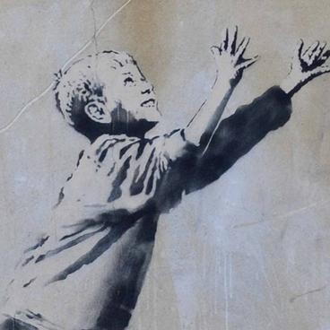 HuskMitNavn og Banksy