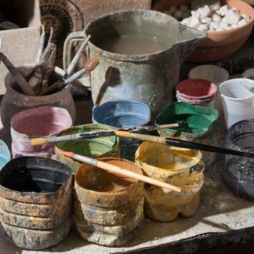 Fra ler til keramik