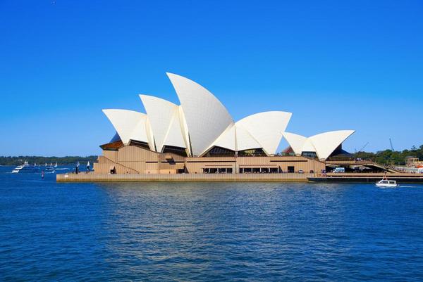 Operahuset Sydney  shutterstock 101317213